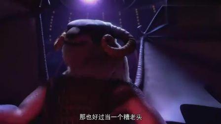 神奇马戏团之动物饼干:欧文让子弹侠钻大炮,他这是要干嘛