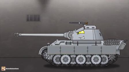 坦克大战:坦克主动出击