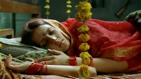 印度女人的难处无法想象,穷人家如果生了女孩,就会想办法处理掉
