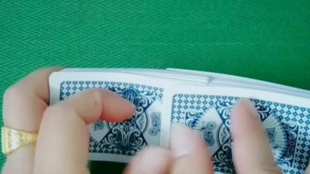 高手洗牌和普通人洗牌的区别