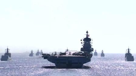 """空中""""飞鲨""""再次亮相,舰载机歼15B,澎湃动力,焕然一新"""