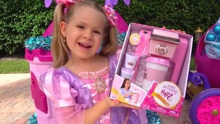美国儿童时尚,小萝莉的圣诞礼物,太好看了