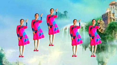 美久广场舞《不过人间》新歌新舞娇艳动人 赏心悦目 表演:丽娜
