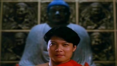 密宗威龙:林正英和赤飞为灵童洗澡,阿龙有点受宠若惊