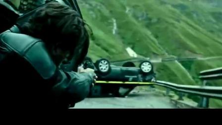 极盗者:壮汉这摩托车技术不是盖的,在山崖狂飙,看得热血沸腾