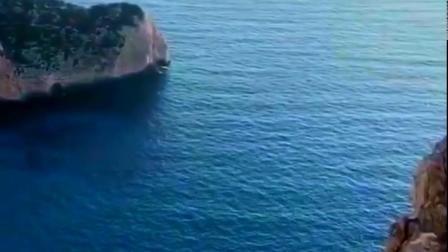 这是希腊的沉船湾,太阳的后裔取景就是在这里!