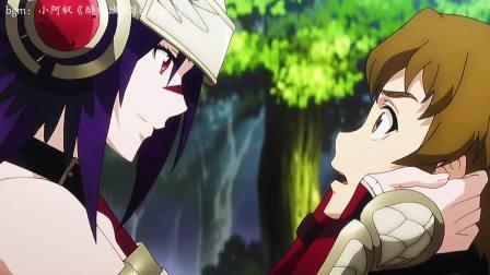 皇帝圣印战记:不是吗,怎么还亲上了?