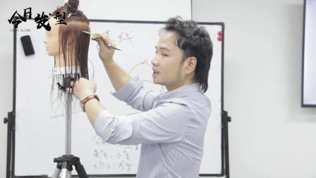 大米老师线下剪发课程实拍,价值2000元