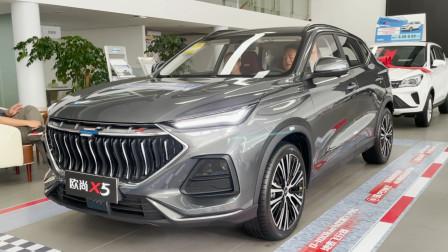 这是10万元国产SUV的爆款预定?