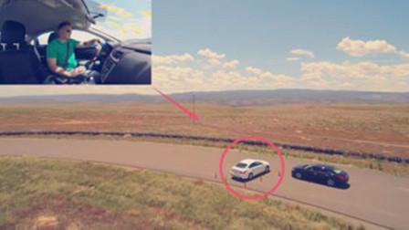 私人保镖开车技能是怎么过关的?15秒后,彻底令我开眼界了
