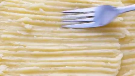 紫薯土豆新吃法你吃过么快来试试吧