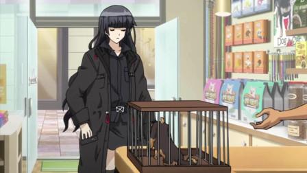 狗与剪刀的正确用法:每个漂亮的女主角,都有一把属于自己的武器