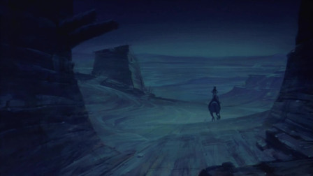 埃及王子:摩西殿下发现约基别要逃走,差点被士兵发现,摩西殿下支走了士兵让她走掉了