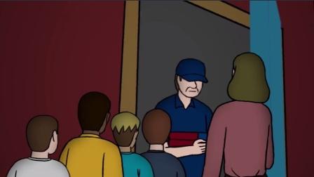 真实披萨外卖员恐怖故事