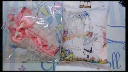 【呆】借偶像活动自制食玩包~//出手作lolita蝴蝶结甜系发带手帐福袋w巨值不来看看吗