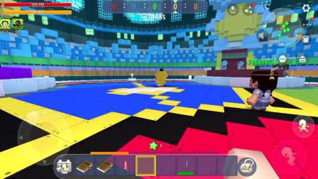 迷你世界:这是宠物小精灵地图怎么玩呢