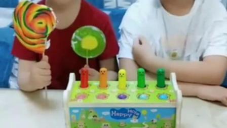 有趣幼教玩具:贝尔偷用了巫婆婆的护肤品过敏啦!