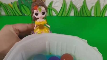 有趣幼教玩具:贝尔公主哇
