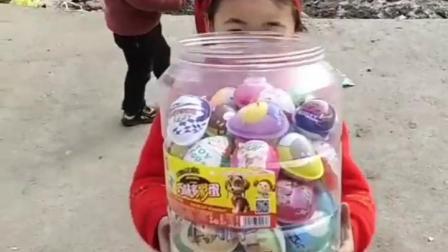 有趣幼教玩具:这些糖到底是谁的呢