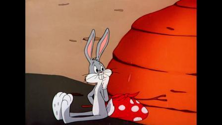 鲁尼·曲恩斯《虫子的胡萝卜矿》《经典卡通》