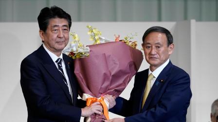 """真不想干了?安倍力挺菅义伟担任日本首相,称不考虑""""梅开三度"""""""