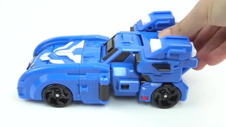 迷你特工队变形玩具:第二代机甲和第三代机甲的对比