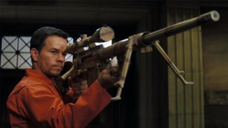 最燃的狙击电影就是它,疯狂复仇不留活口,真的是百看不厌