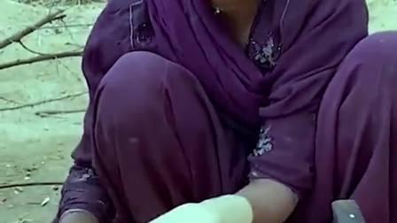 这就是巴基斯坦的村花,到现在还单身,有来提亲的吗