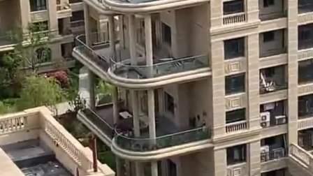 这种小区阳台,如果是你们的话,你们用来做什么