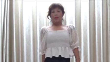 洋雪梅广场舞《亲爱的妈妈你别老》第2部
