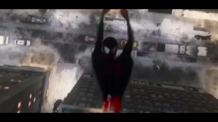 【游民星空】用蜘蛛侠迈尔斯还原平行宇宙
