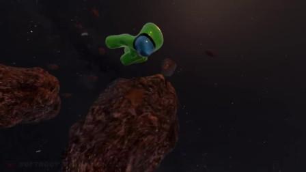 其他动画-果冻宇航员-Softbody Simulation Dude
