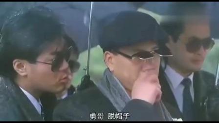 《江湖情2》都说万梓良抢了周润发的风头,发哥就适合演老大