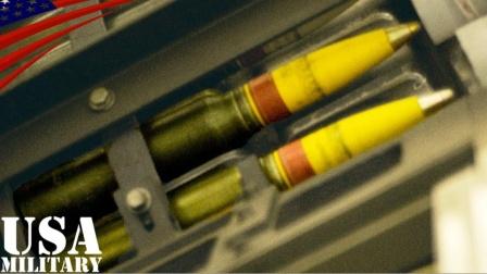 USAMC 装载 GAU-8 复仇者30毫米加特林炮弹 (A-10 雷电II)