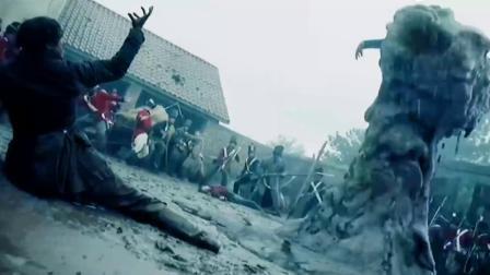 #英伦魔法师 水遁、树遁、土遁、沙遁,连鼬的绝招都会