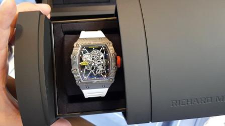 世界上最昂贵的腕表,外观就足够与众不同?网友:都够买套房了