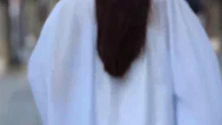 这是传说中的白娘子吗? #气质