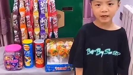 童年趣事:人工售卖棒棒糖