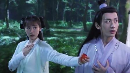琉璃花絮:袁冰妍、成毅拍吻戏,导演喊停后成毅非常开心