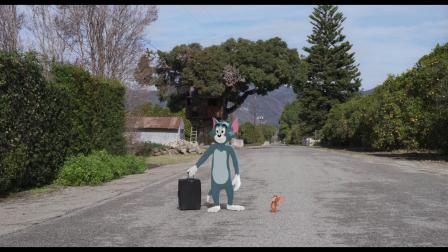 【游民星空】《猫和老鼠》真人+CG动画电影预告