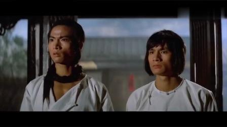 经典武侠功夫猛片,咏春拳激战洪拳,拳拳到肉腿腿入骨