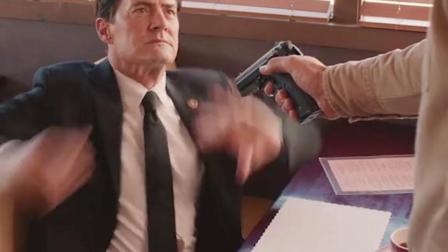 不要惹穿西装打领带的人#双峰3