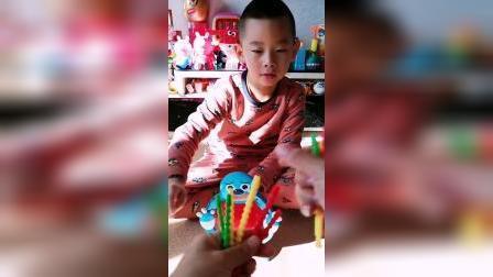 少儿益智:这个玩具每天陪孩子玩,孩子能玩一整天