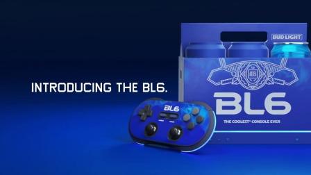 百威旗下啤酒品牌整活儿推出游戏主机