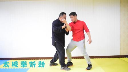 庞恒国太极拳:听劲如何强化?单双推手与劲的关系