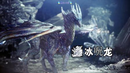 怪物猎人世界:冰原 天铭 15 来自冰炎一线间,冰呪龙!