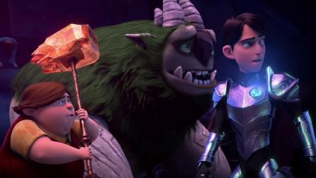 克莱尔的终极之门-巨魔猎人