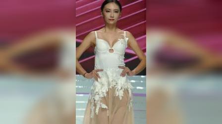 泳装秀,深圳内衣展超模总决赛