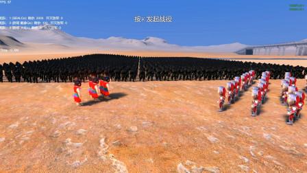5个葫芦娃、100个小戴拿奥特曼和2000个特种兵混战,最后谁能赢?