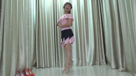 洋雪梅广场舞《舞起来吧》